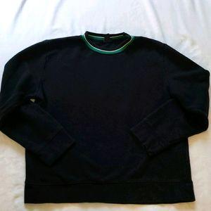 H & M Dark Blue Sweat Shirt